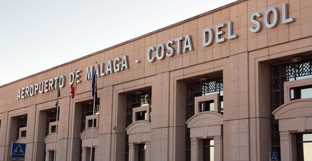 Malaga airport tips