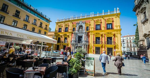 Malaga Centre