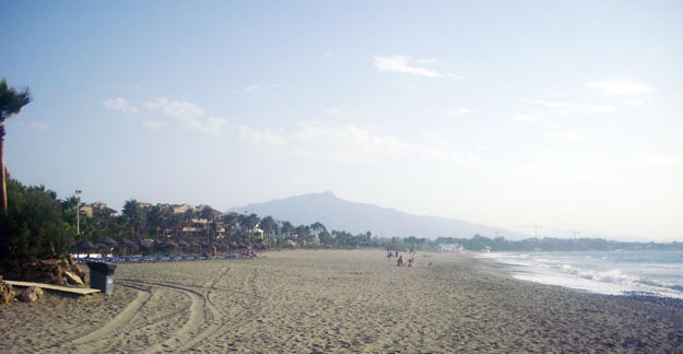 El Saladillo beach