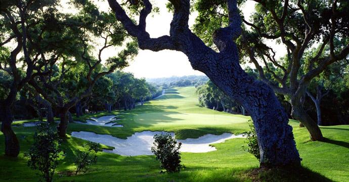 Golf course in Sotogrande
