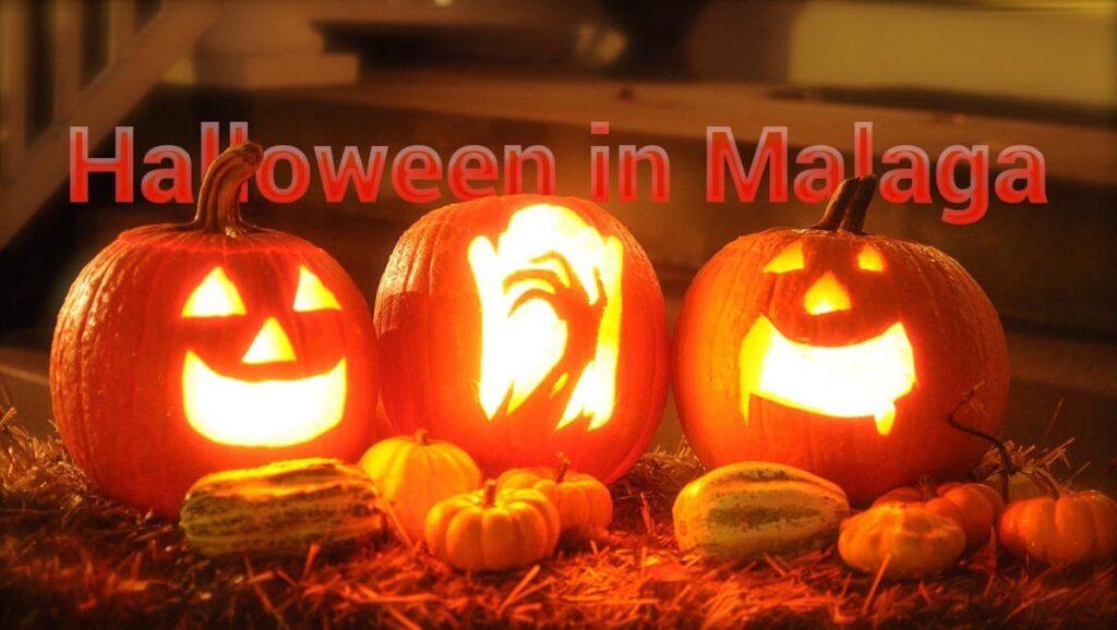 Halloween in Malaga
