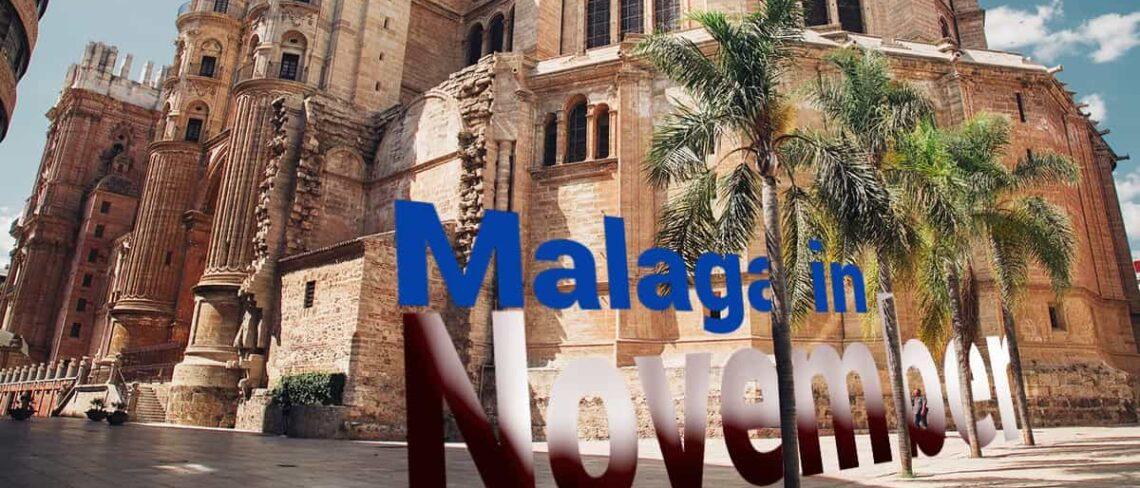 Malaga in November