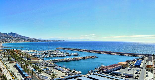 Hafen von Fuengirola