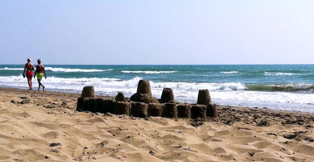 Strand von Elviria
