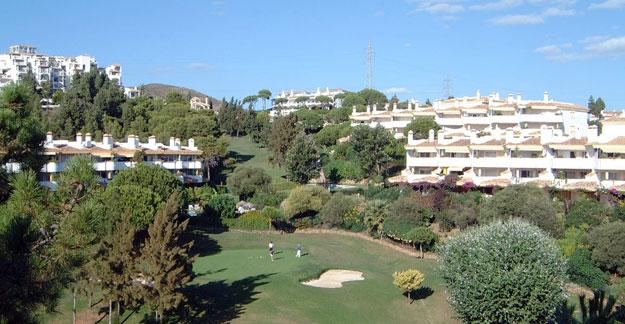 La Siesta Golfplatz - Calahonda