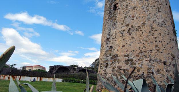 Wachturm von San Pedro