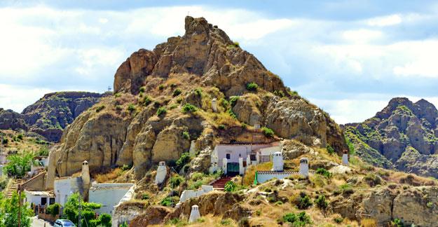 Höhlen von Guadix