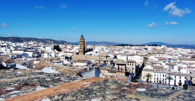 Aussichtspunkte Almenillas