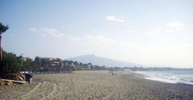 Strand El Saladillo