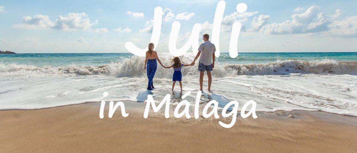 Málaga im Juli besuchen