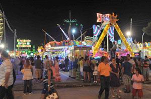 Das Volksfest San Miguel Torremolinos