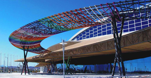 Trade Fairs and Congress Center of Malaga