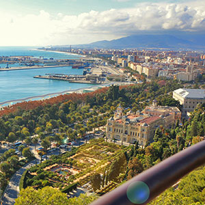 Unternehmungen in Málaga