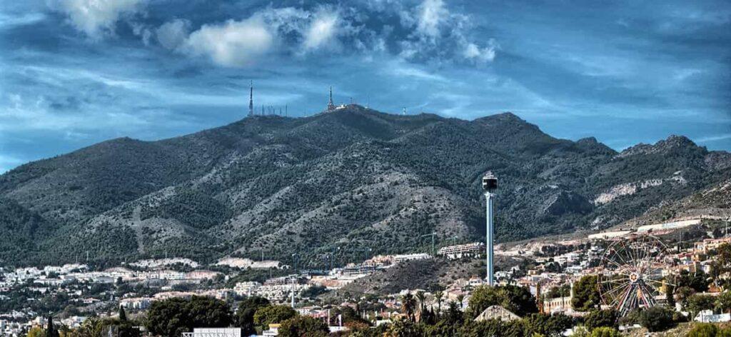 Sierra de Benalmádena