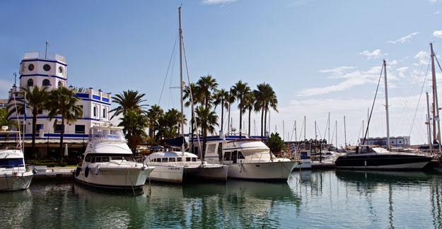 Puerto de Estepona