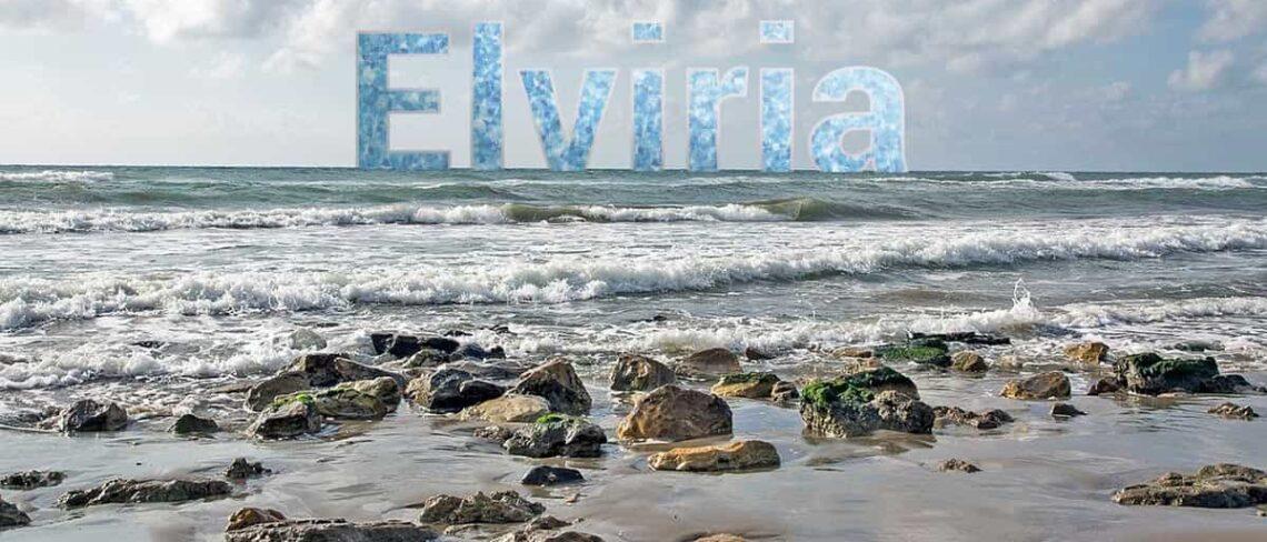 Playa en Elviria