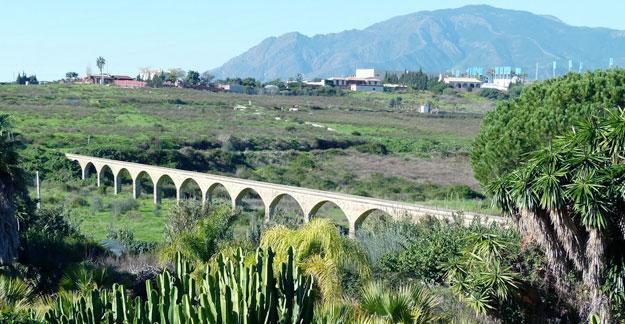 Acueducto del Taraje