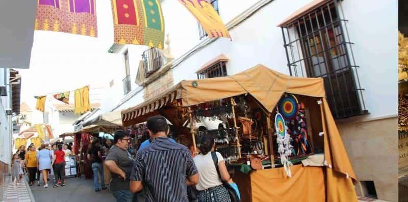 Bella Jariffa in September in Cartama