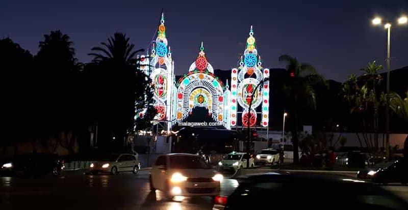 Torremolinos Fair in September