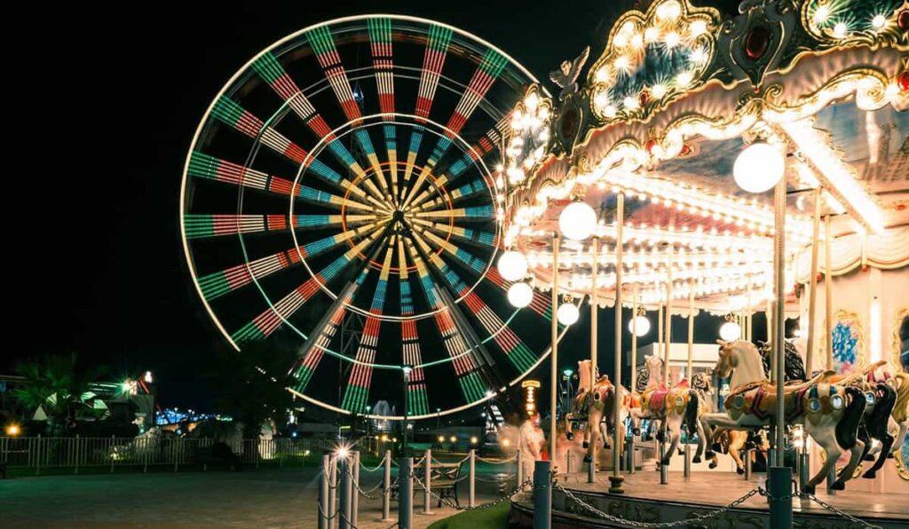 Fairs in Malaga in October