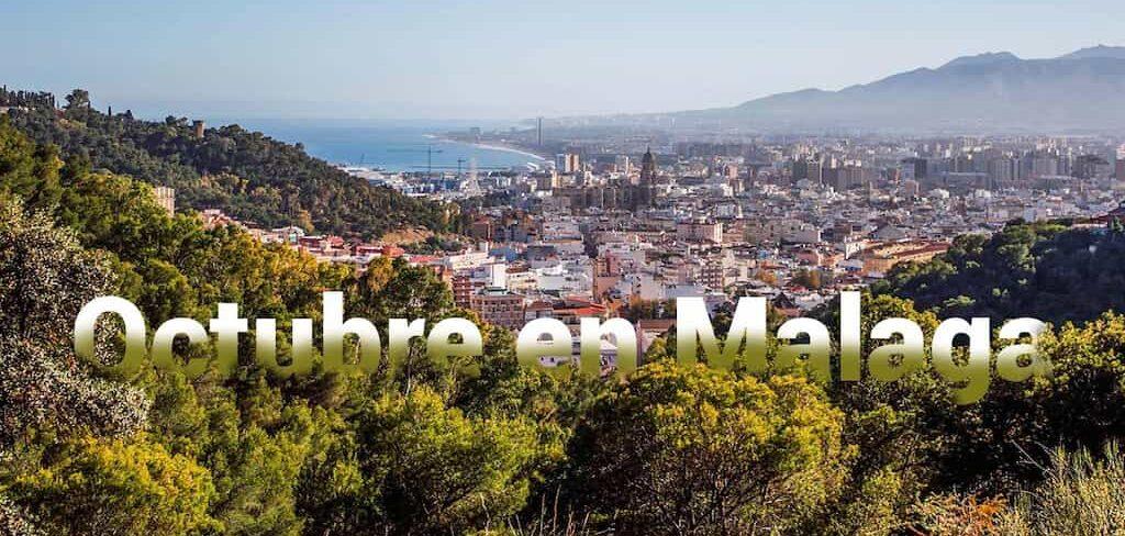 Malaga en octubre