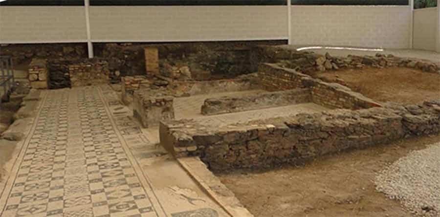 Villa romana en Marbella