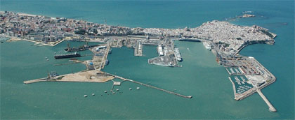 Transfer to Cadiz