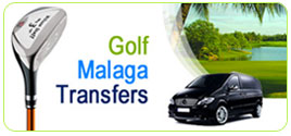 Transport for golfers