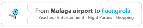 Malaga airport transfers to Fuengirola