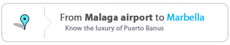 Malaga airport transfers to Marbella