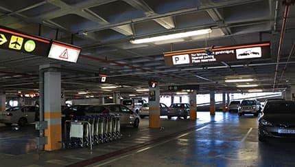 Parking options at Malaga Airport - Costa del Sol