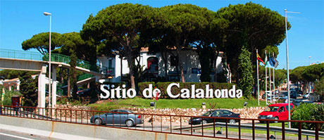 transfer to Calahonda