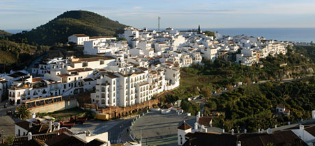 Transfers to Frigiliana