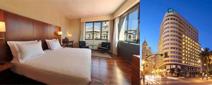 4 And 5 Star Hotels In Malaga City Malaga Transfer