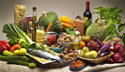 The Mediterranean diet in gastronomy and restaurants in Malaga