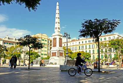 Information about Malaga city