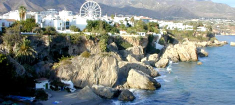 Private taxis to Nerja