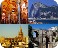 Organized Tours in Andalucia