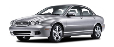 Jaguar X-Type for your wedding day